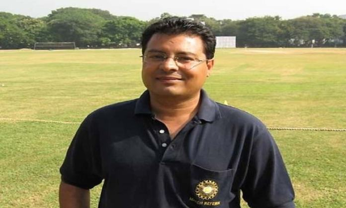 Cricket Image for Corona Has A Big Impact On Ipl Match Referee Manu Nayar Also Withdraws From The To