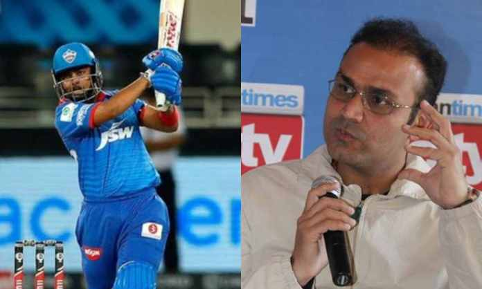 Cricket Image for 'जो काम मैं अपने पूरे करियर में नहीं कर पाया, वो पृथ्वी शॉ ने कर दिखाया'- वीरेंद्र