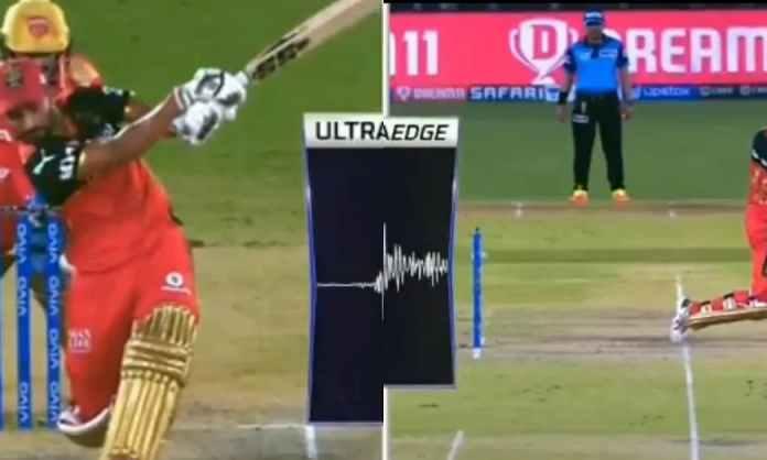 IPL 2020 - Watch Ravi Bishnoi Hits The Stumps But The Bails Hang On As Rajat Patidar Survives