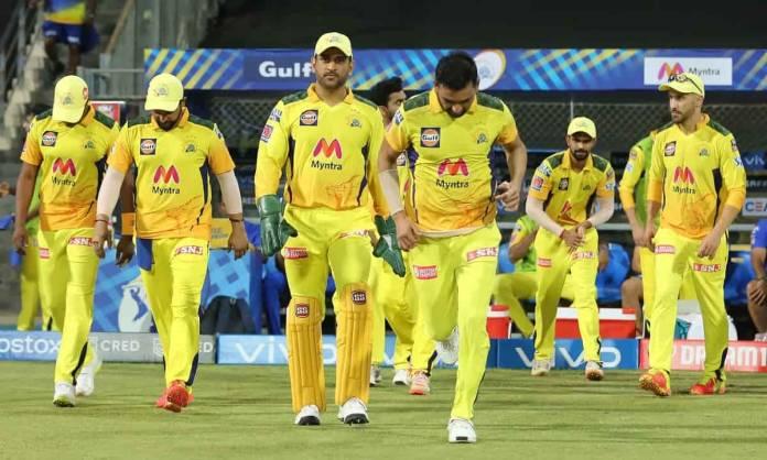 IPL 2021 - Most Boundaries by a team till 29th match of IPL 2021