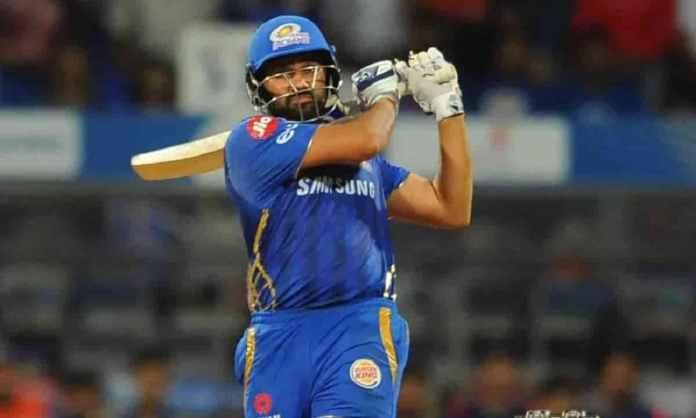 Cricket Image for MI vs CSK: रोहित शर्मा इतिहास रचने से 4 छक्के दूर, कोई भारतीय क्रिकेटर नहीं बना पा