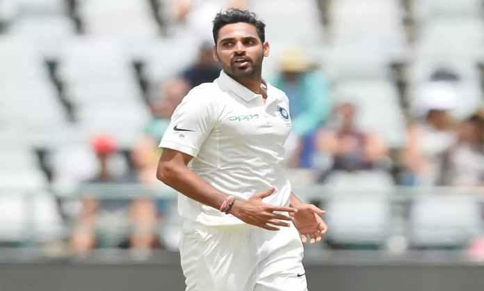 Cricket Image for Not Fully Fit May Be The Reason For Bhuvneshwar Kumars Exclusion From England Tou