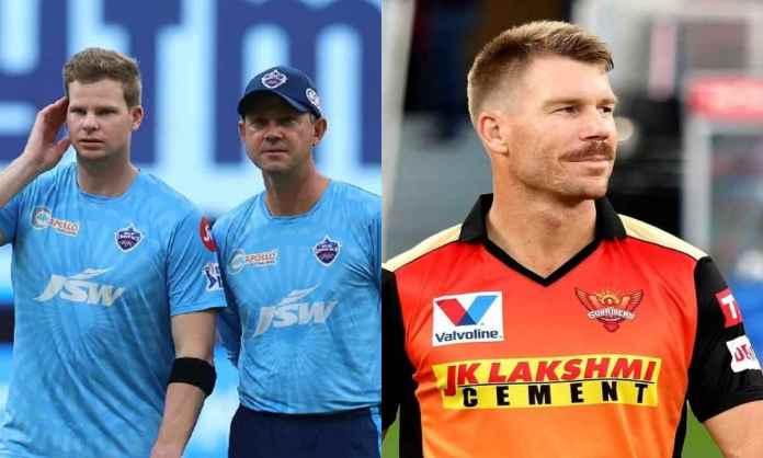 Cricket Image for चीनी रॉकेट के गिरने से दहशत में आए ऑस्ट्रेलियाई खिलाड़ी, मामले पर वॉर्नर ने दिया ब