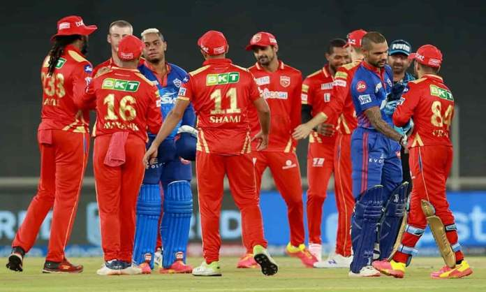 Cricket Image for Delhi Capitals Win Against Punjab Kings By 7 Wickets With Shikhar Dhawan Unbeaten