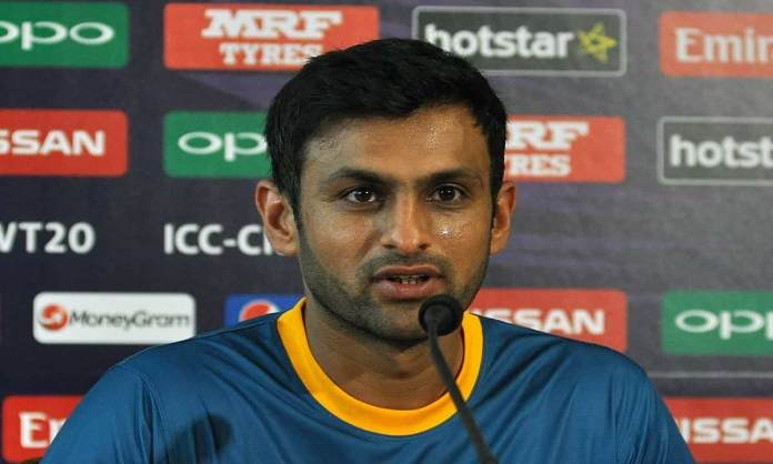 Cricket Image for Former Captain Shoaib Malik Has Made A Serious Allegation Against The Pcb On Selec