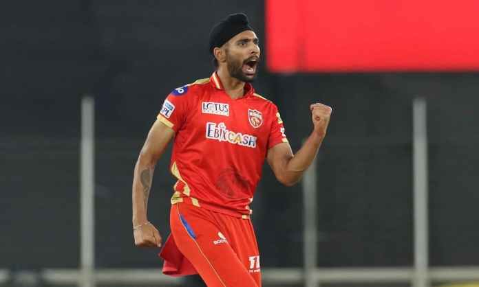 Cricket Image for Harpreet Brar Said His Confidence Level Was Increased After Taking Virat Kohli Wic
