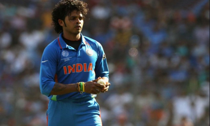 Cricket Image for Indian Fast Bowler Sreesanth Made A Special Appeal To People