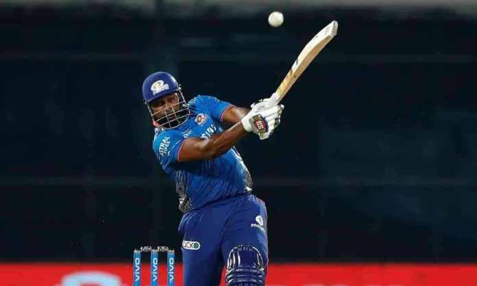 Cricket Image for WATCH : 34 गेंदें, 8 छक्के, 87 रन, यहां देखिए कीरोन पोलार्ड की आतिशी पारी, जिसमें
