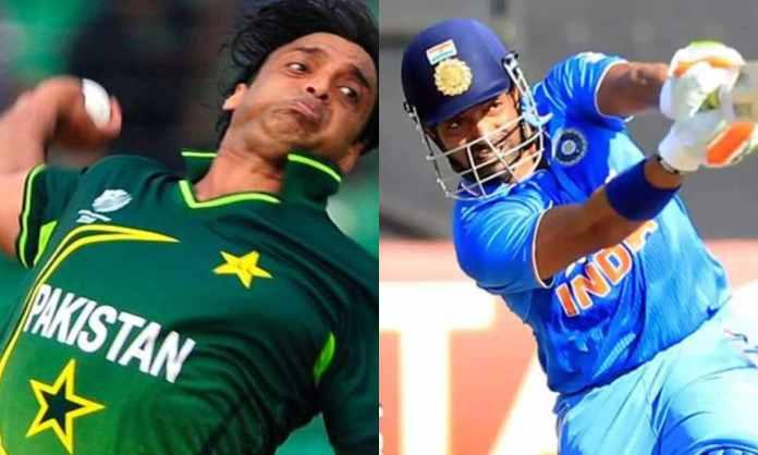Cricket Image for 'अगली बार आगे बढ़कर चौका मारा तो सीधा गेंद सिर पर मारूंगा', जब अख्तर ने दी थी उथप्