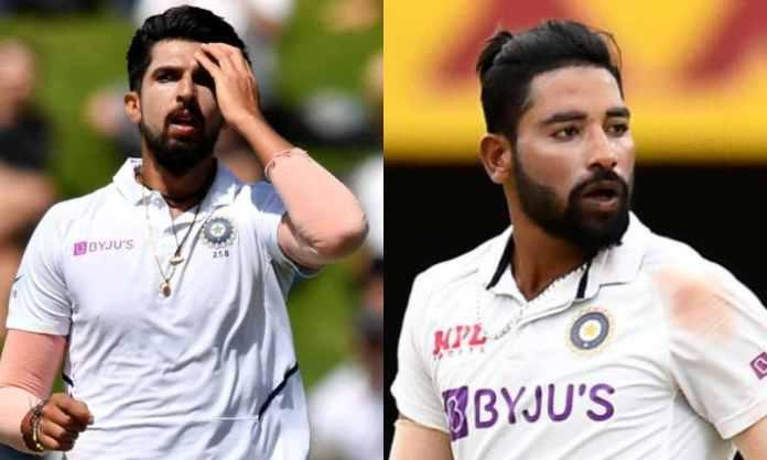 Cricket Image for ना इशांत, ना सिराज, बुमराह और शमी के साथ ये होना चाहिए तीसरा तेज़ गेंदबाज़- मांजरे