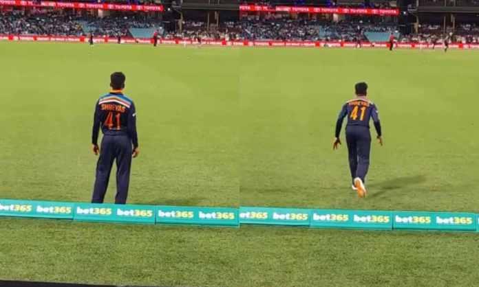 Cricket Image for VIDEO : '1 रु की पेप्सी, अय्यर भाई सेक्सी', श्रेयस अय्यर ने शेयर किया फैंस द्वारा