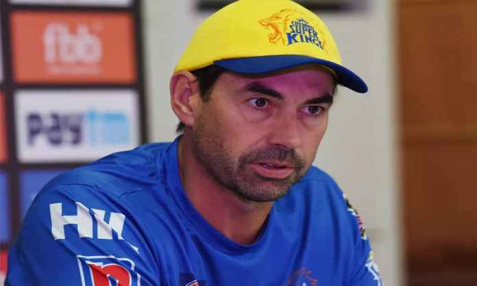 Cricket Image for Chennai Super Kings Coach Stephen Fleming Pained Over Mumbai Indians Loss Blamed K