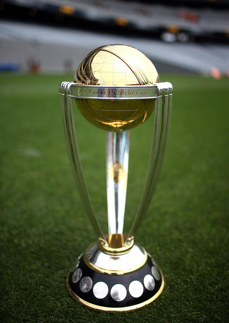 Icc Champions Trophy 2017 Hd Wallpaper World Cup Trophy To Visit Papua New Guinea