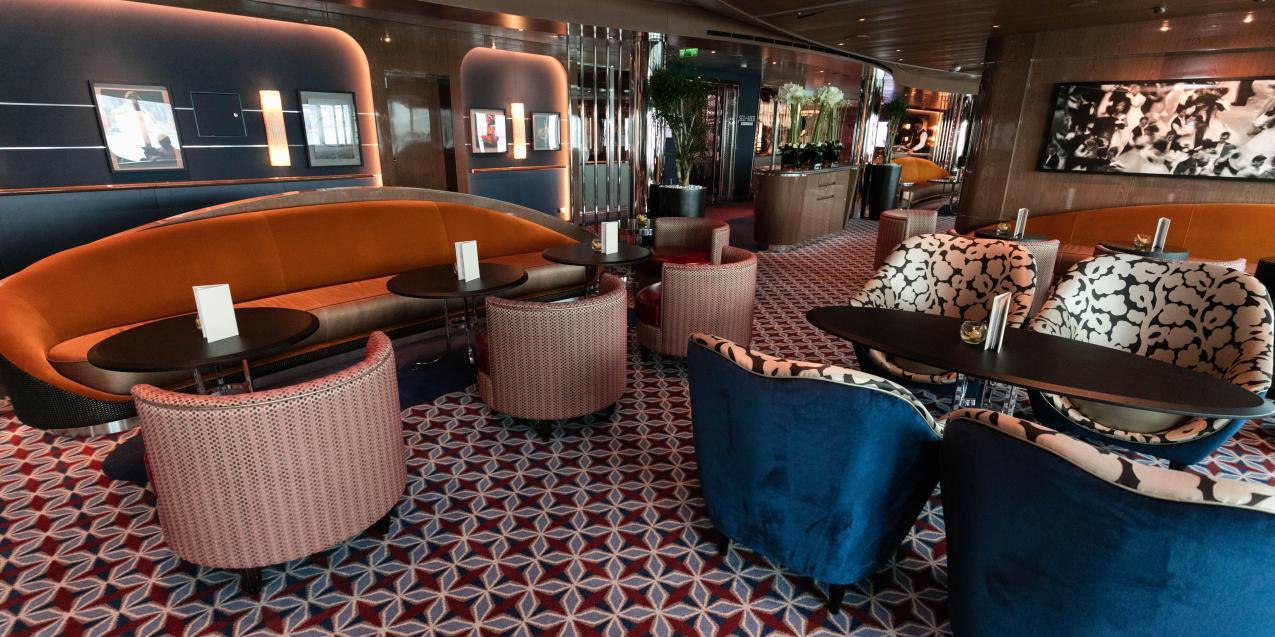 Ocean Bar on Koningsdam