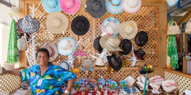 Merchant Market at Amber Cove Port