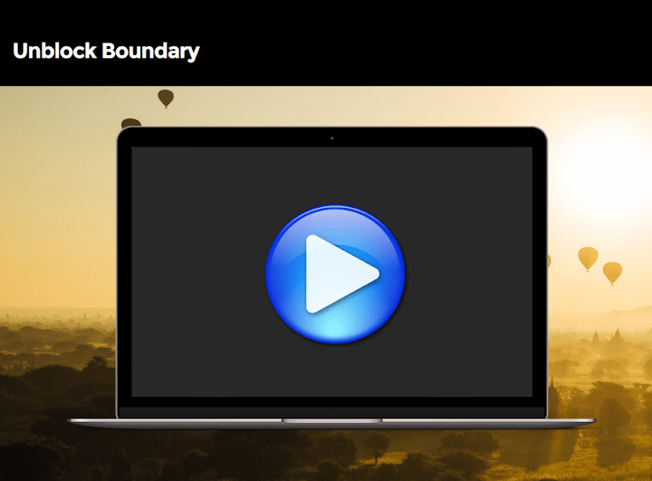 Download Unblock Boundary 5.2.0 CRX File for Chrome - Crx4Chrome