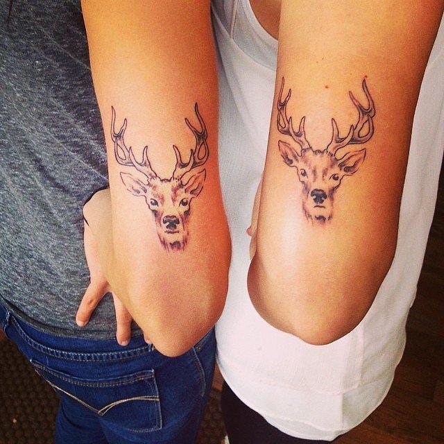 Tatuajes De Venados Tumblr Guatelinda