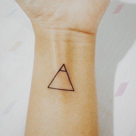 Tatuajes Minimalistas Para Hombre O Mujer Y Su Significado Estilo