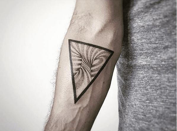Los Mejores Diseños De Tatuajes Geométricos Diseño Diseño
