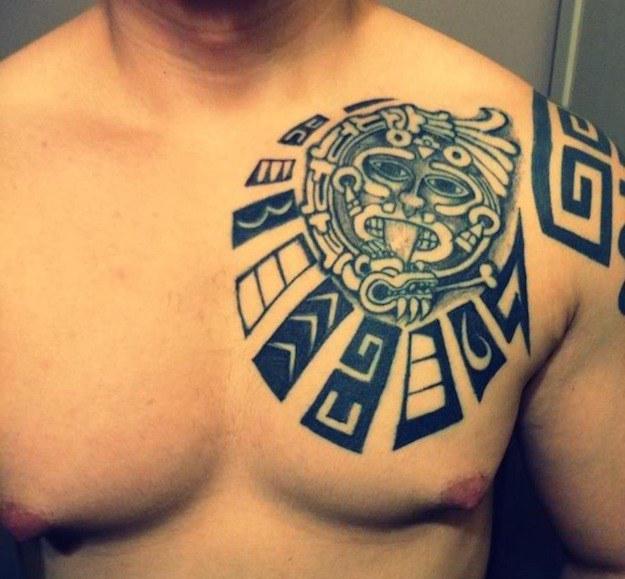 10 Tatuajes De Los Dioses Que Te Conectarán Con Tu Pasado Diseño