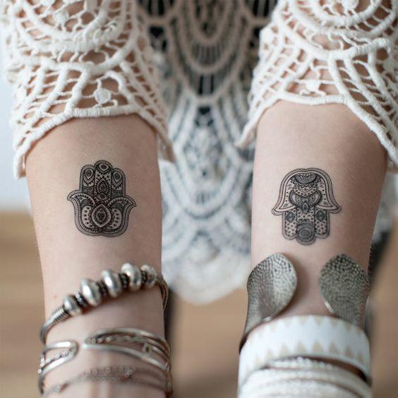 Tatuajes Indus En Nuñecas Para Mujeres Tatuajes