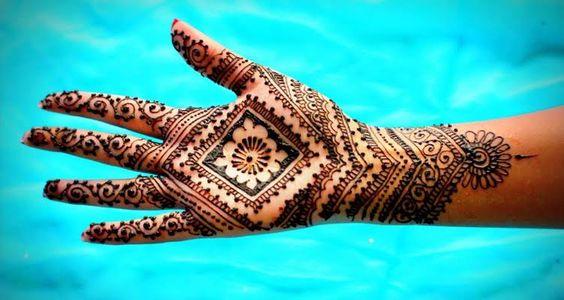 Mehndi El Verdadero Significado De Los Tatuajes De Henna
