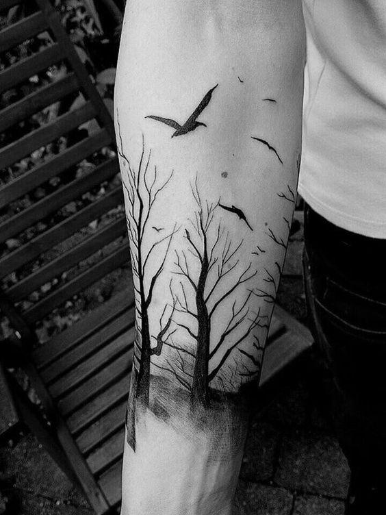 Tatuajes Que Todos Los Hombres Con Estilo Querrán Tener Diseño