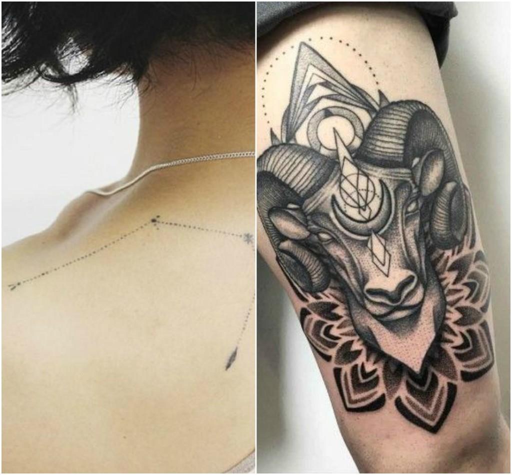 Tatuajes Para Conectarte Con Tu Constelación Y Reafirmar Tu