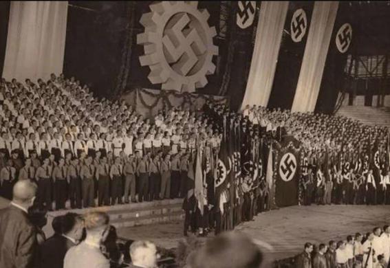 festejo nazi en argentina argentina-h600