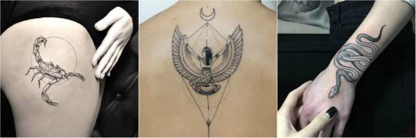 Hades And Persephone Tattoo