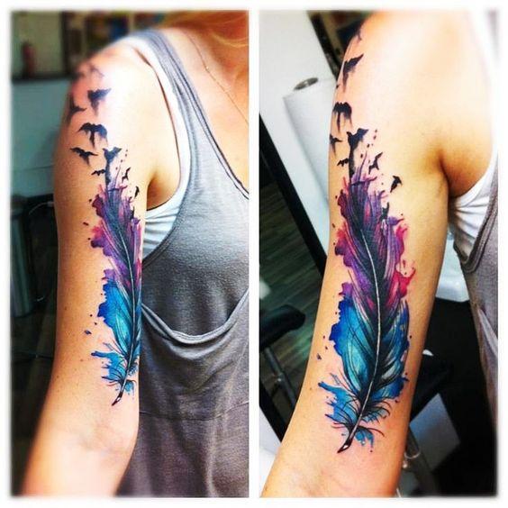 5 Ideas De Tatuajes En El Brazo Que Te Puedes Hacer Sin Sufrir Tanto