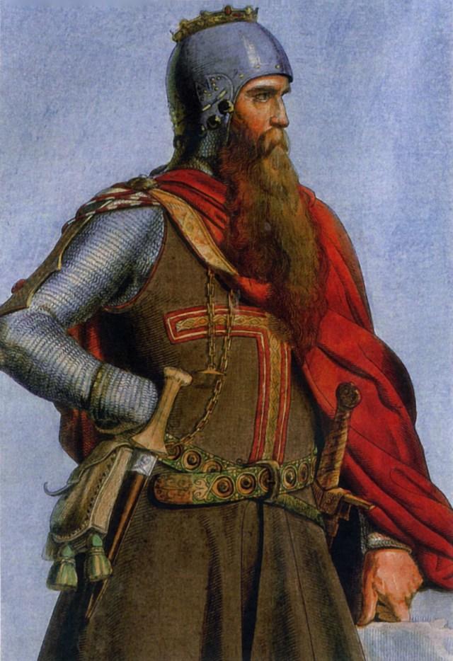 La historia de cómo Barbarroja fue conservado en vinagre para guiar a su ejército 1