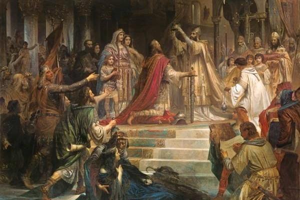 La historia de cómo Barbarroja fue conservado en vinagre para guiar a su ejército 3