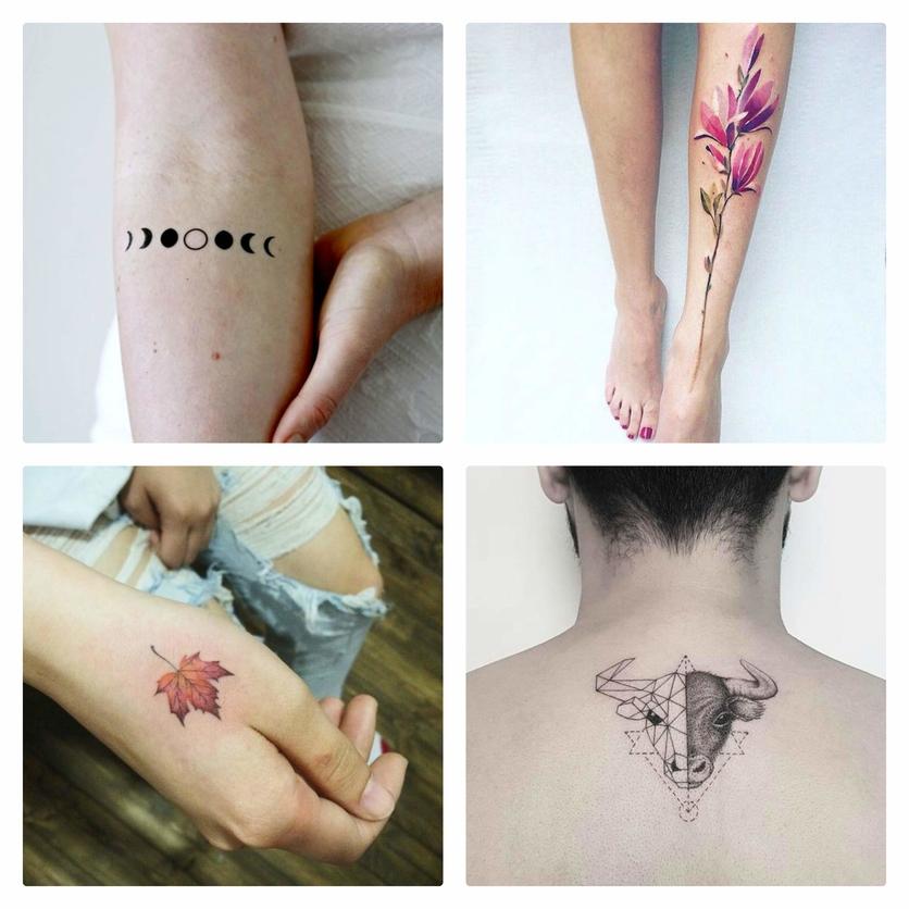 48 Tatuajes Que Puedes Hacerte De Acuerdo A Tu Signo Zodiacal