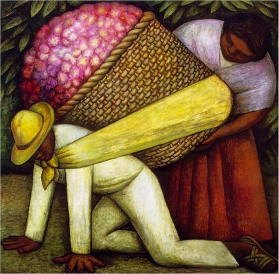 pintores famosos mexicanos 8