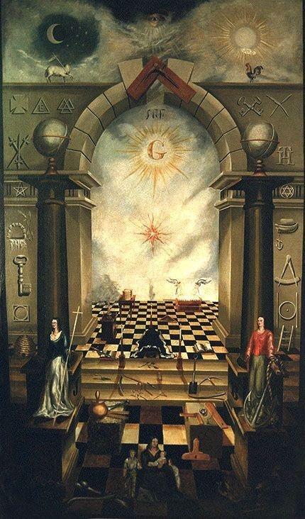 Freemasons in Mexico 4