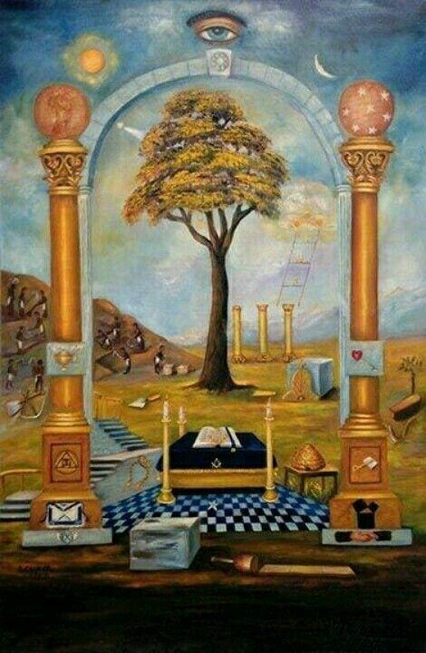 Freemasons in Mexico 6