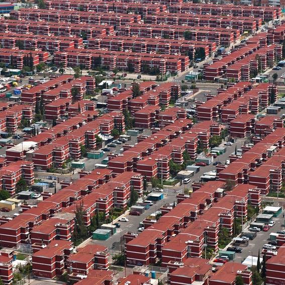 fotografias de jorge taboada sobre la vivienda social 1