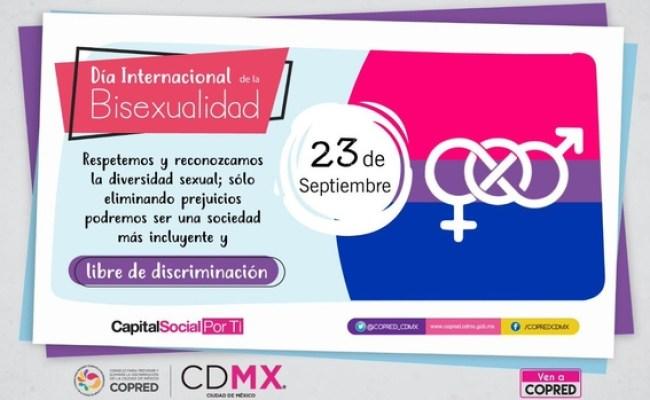 Día Internacional De La Bisexualidad En México Mexico