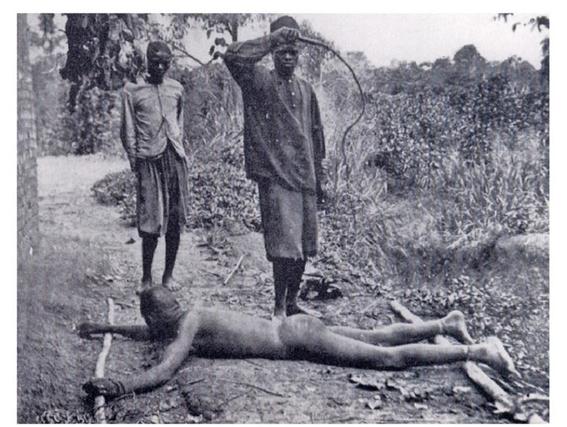 leopoldo ii genocidio el congo africa belgica 5