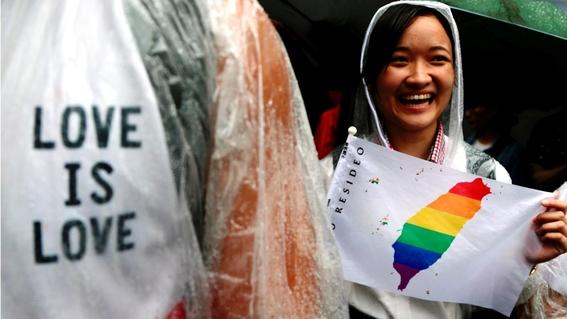 taiwan el primer pais asiatico en legalizar el matrimonio homosexual 1