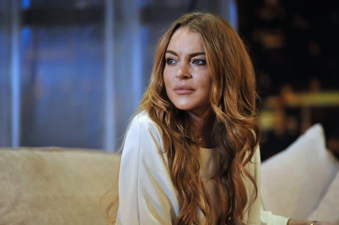 Lindsay Lohan y otros 10 famosos que demostraron no ser muy inteligentes 3