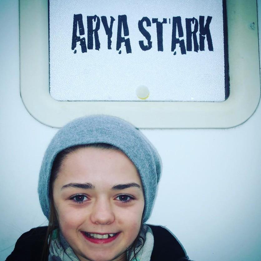 27 fotos de Maisie Williams que muestran que es la perfecta Arya Stark 1