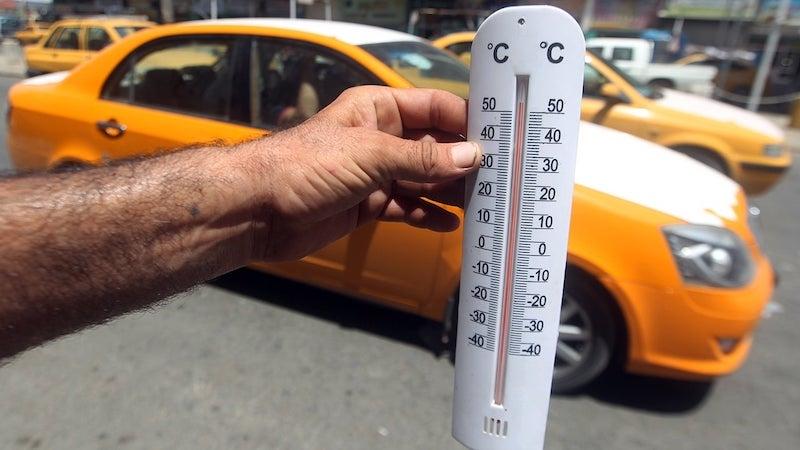 Lo que tienes que saber sobre la onda de calor en Kuwait de más de 63 grados 4
