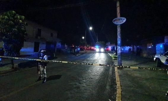 grupo armado asesina a nueve jovenes en morelos en un velorio 1