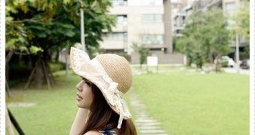 穿搭★跟粉紅說再見♥正韓.Smiling 給我藍藍的夏天☀