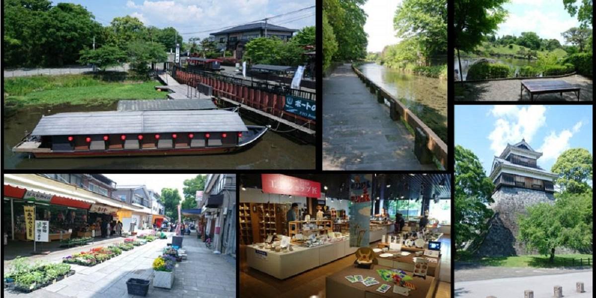 【遊記】日本北九州六日遊 DAY4-熊本-水前寺-熊本城