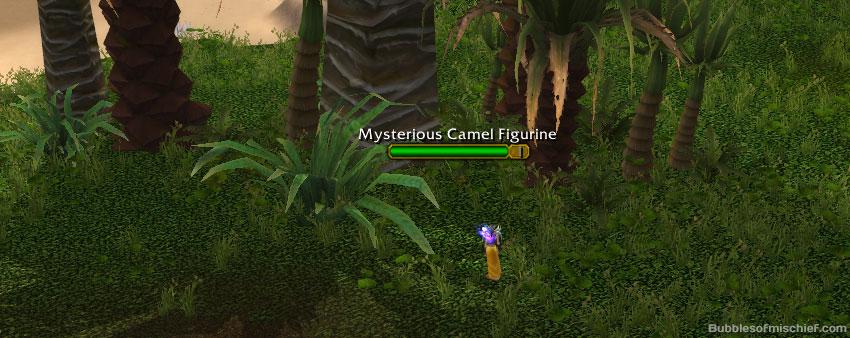vir naal oasis21 Mysterious Camel Figurine Guide