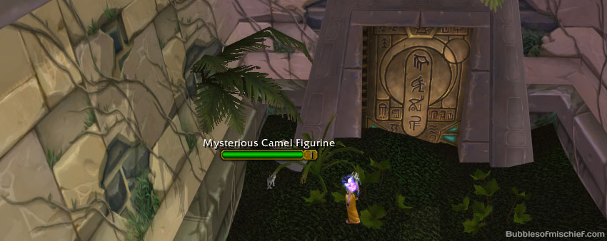 virnaal oasis1 Mysterious Camel Figurine Guide