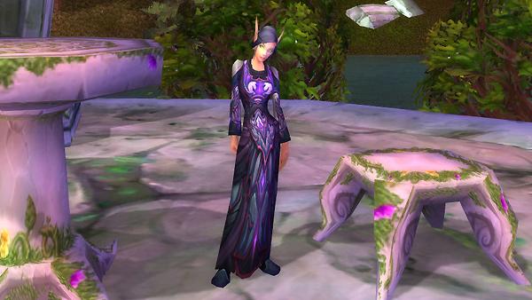 Azshara's gown archaeology reward
